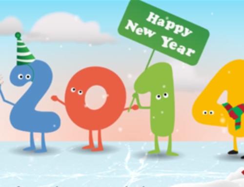 Cegeka – Nieuwjaarsgroet 2014