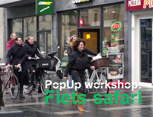 POPUP WORKSHOP Fiets safari